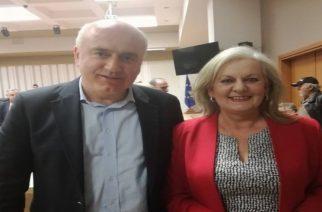 Η Εβρίτισα Ελένη Δημούδη εκλέχθηκε νέα Πρόεδρος του Περιφερειακού συμβουλίου ΑΜ-Θ