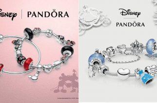 Η αγαπημένη και μοναδική σειρά  Pandora Disney ήρθε στα καταστήματα ΒΑΡΤΑΝ