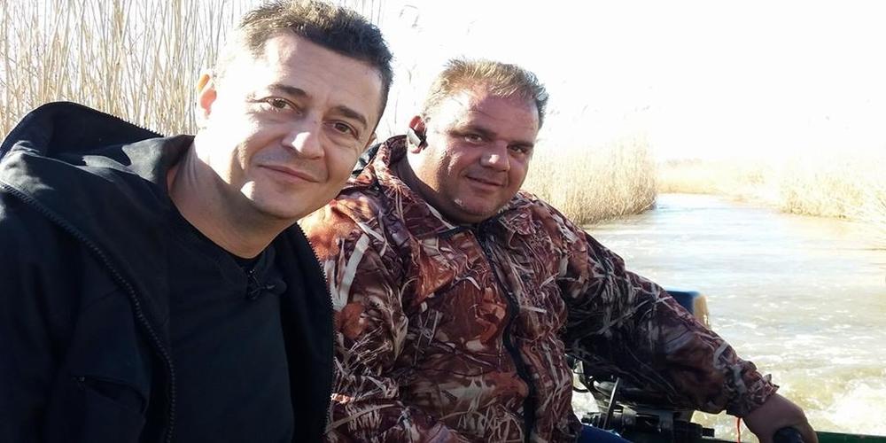 Ο Αντώνης Σρόιτερ και η εκπομπή ΑΥΤΟΨΙΑ στο Δέλτα του Έβρου αυτή την Πέμπτη