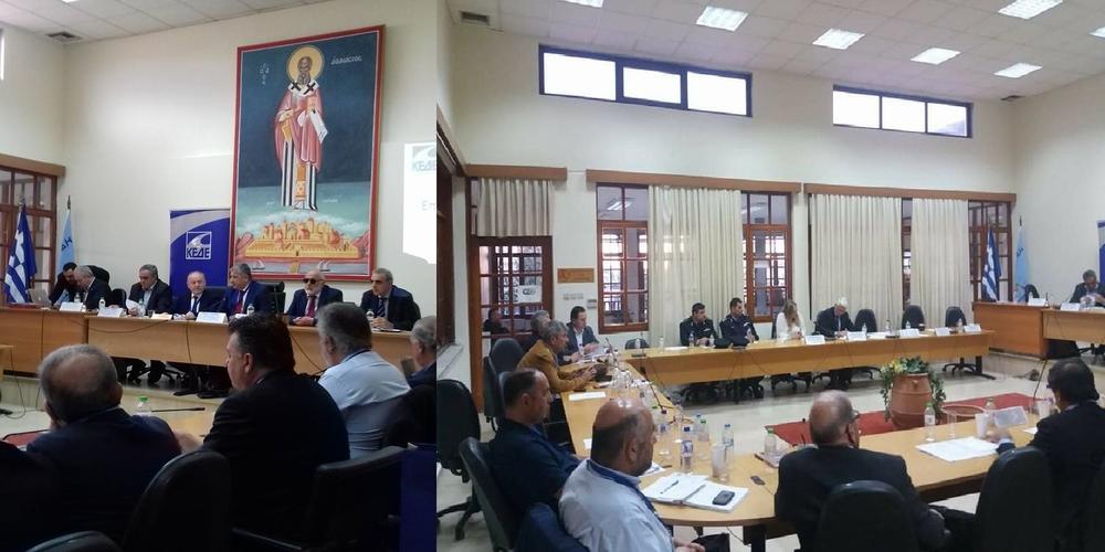 Διδυμότειχο: Έκτακτη οικονομική βοήθεια προς τους πλημμυροπαθείς Δήμους του Έβρου από την ΚΕΔΕ