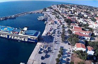 Δημοσχάκης σε Κουρουμπλή: Γέφυρα μεταφοράς ανθρώπων και πραγμάτων η νέα «θαλάσσια Εγνατία»