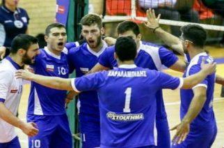 Προβάδισμα παραμονής για Εθνικό Αλεξανδρούπολης στην Volley League