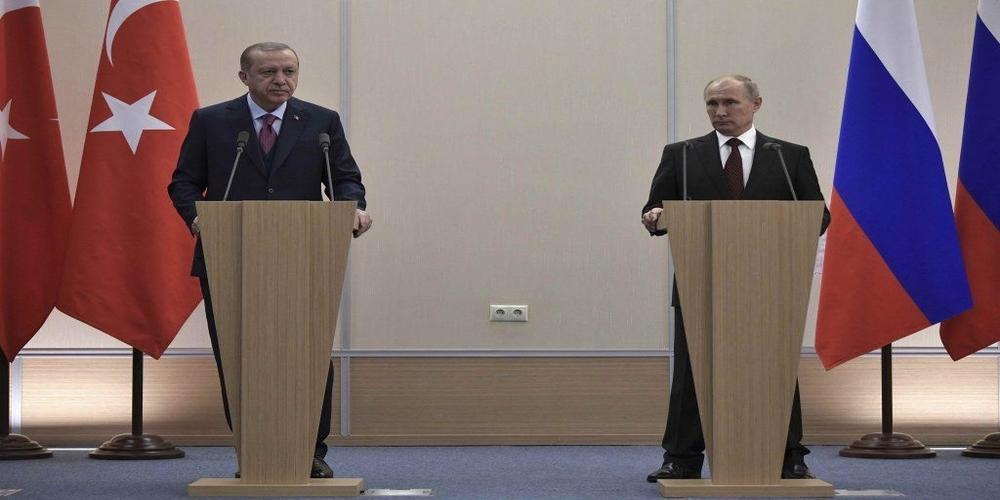 Καμιά αναφορά Πούτιν σε Ερντογάν για την αιχμαλωσία των Ελλήνων στρατιωτικών