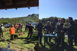 Αγώνες ιχνηλασίας σκύλων από τους Κυνηγετικούς Συλλόγους Αλεξανδρούπολης και Κομοτηνής