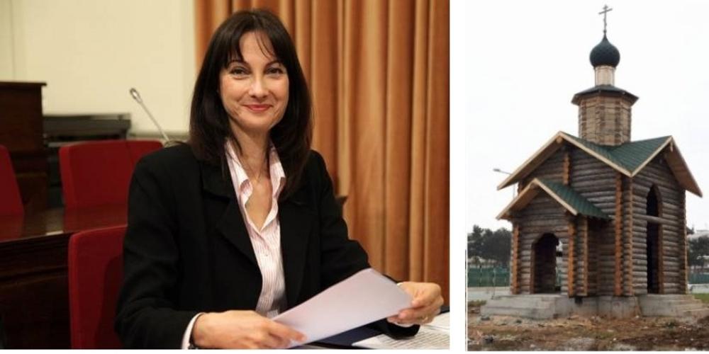 a0c056d2a0 Η υπουργός Τουρισμού Έλενα Κουντουρά στην Αλεξανδρούπολη για τα θυρανοίξια  του ρώσικου παρεκκλησίου