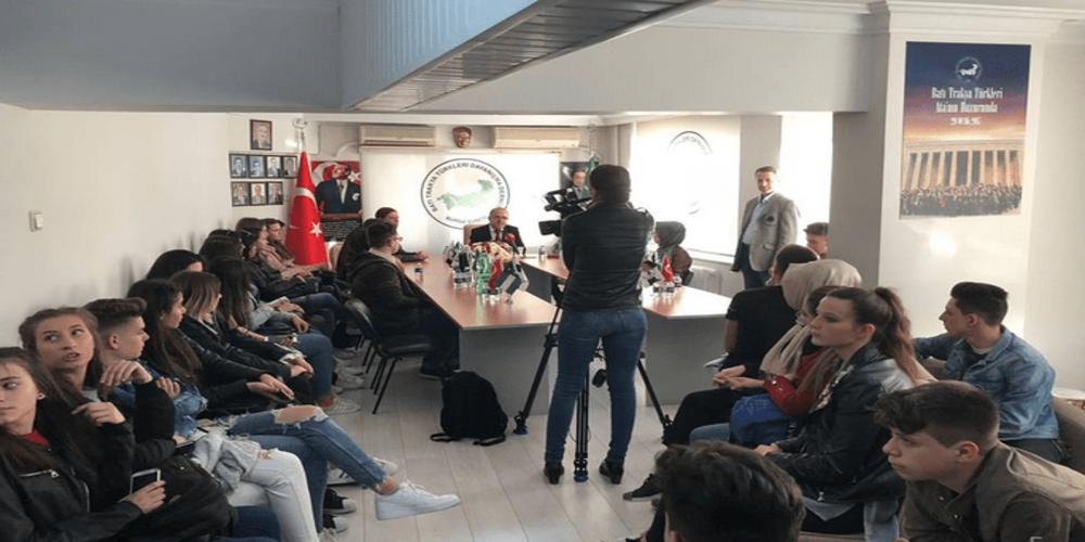 Δημήτρης Δανίκας: Να ξεκουμπιστούν οι επίορκοι Έλληνες Μουσουλμάνοι