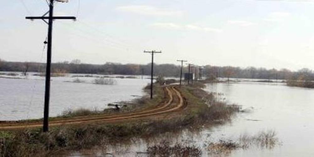 Παράταση ως την Παρασκευή, για τις δηλώσεις ζημιάς από τις πλημμύρες