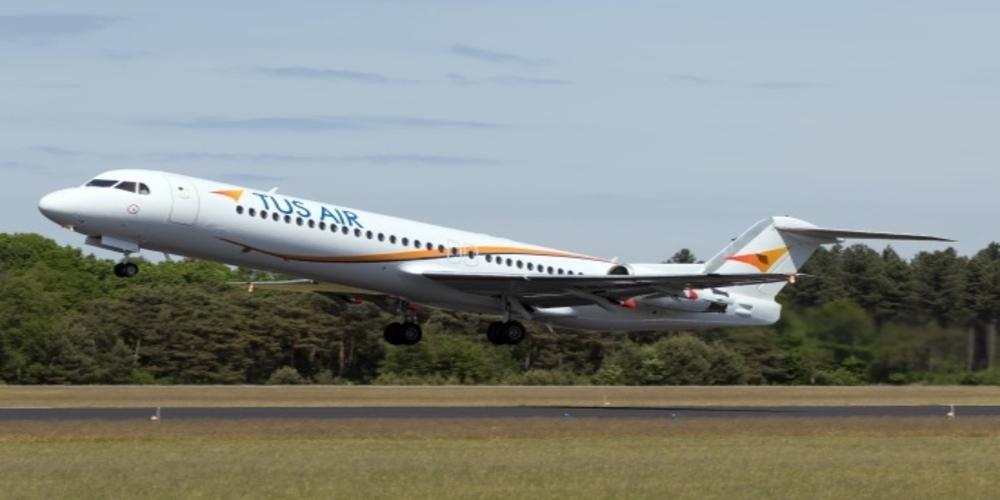 Την πιθανότητα πτήσεων Αλεξανδρούπολη-Τελ Αβίβ εξετάζει η κυπριακή αεροπορική εταιρεία TUS Airways