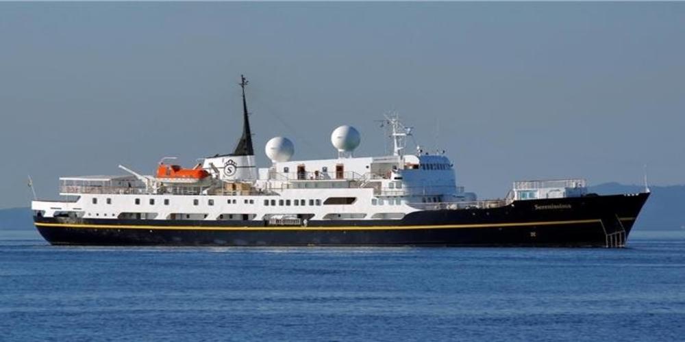 Κρουαζιερόπλοιο φέρνει Βρετανούς τουρίστες Μεγάλη Εβδομάδα στηΣαμοθράκη