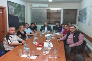Τα πολλά και σοβαρά προβλήματα έθεσαν στον Γ.Γ.Δημόσιας Τάξης οι αστυνομικοί Αλεξανδρούπολης