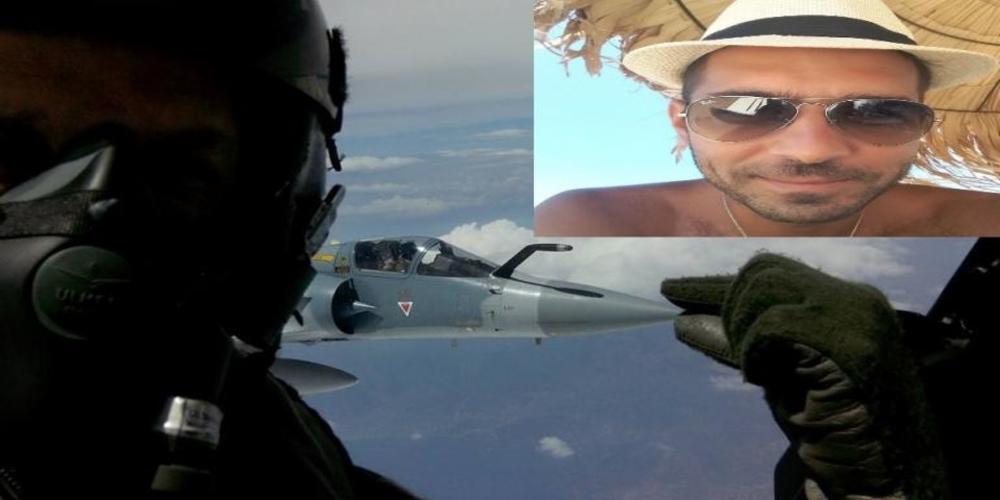 Γιώργος Μπαλταδώρος: Αυτός ήταν ο ΗΡΩΑΣ πιλότος του μοιραίου Mirage 2000 που έπεσε στη Σκύρο
