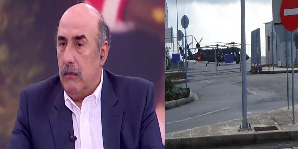 """Πανηγυρική επιβεβαίωση από Θεοδωρακίδη: """"Βάση ελικοπτέρων στην Αλεξανδρούπολη το αντιστάθμισμα των ΗΠΑ στην Ελλάδα"""""""