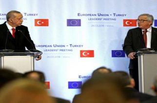 Οργή Γιούνκερ για την Τουρκία: Γελοίοι οι ισχυρισμοί της για τους Έλληνες στρατιωτικούς