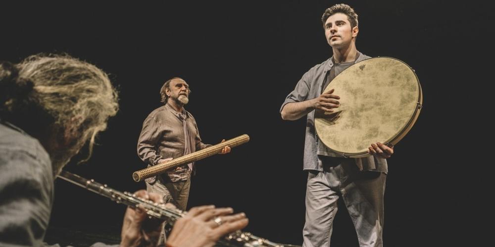 Η «Ασκητική» του Καζαντζάκη στην Αλεξανδρούπολη από το Κρατικό Θέατρο Βορείου Ελλάδος