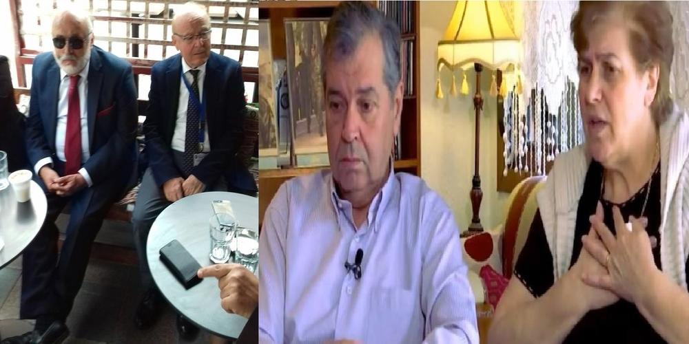 ΑΠΟΚΛΕΙΣΤΙΚΟ: Συνάντηση Κουρουμπλή με τους γονείς του φυλακισμένου στρατιωτικού Δ.Κούκλατζη στην Ορεστιάδα