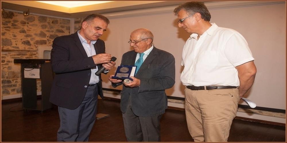 ΑΠΩΝ απ' την σύσκεψη για τον τουρισμό με την Ε.Κουντουρά ο δήμαρχος Σαμοθράκης ή εκπρόσωπος του!!!
