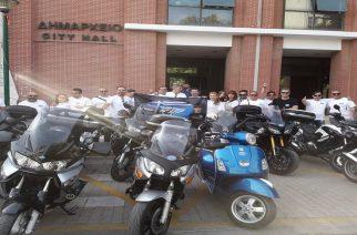 Συνεχείς δράσεις ενημέρωσης  των οδηγών από το Moto Club Alexandroupolis (φωτορεπορτάζ)