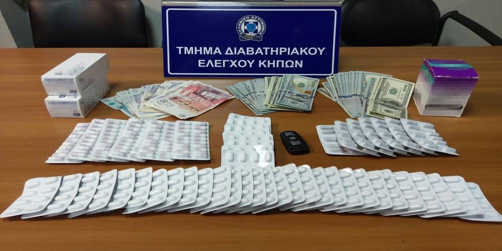Τελωνείο Κήπων: Συνελήφθησαν δυο Άγγλοι που προσπάθησαν να… εξάγουν ναρκωτικά στην Τουρκία!!!