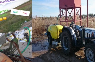 Διδυμότειχο: Πρόβλημα απ' την υπερκατανάλωση νερού από αγρότες, σε αρκετά χωριά