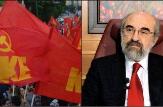Λαμπάκης: Με στοχοποιεί το ΚΚΕ και ελεγχόμενες από αυτό οργανώσεις του