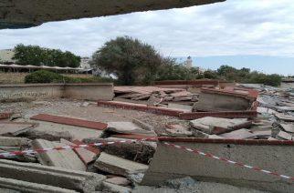 Ντροπιαστική εικόνα της παραλίας Αλεξανδρούπολης-Κουκουράβας: Κάντε υπομονή έρχεται η… ανάπλαση