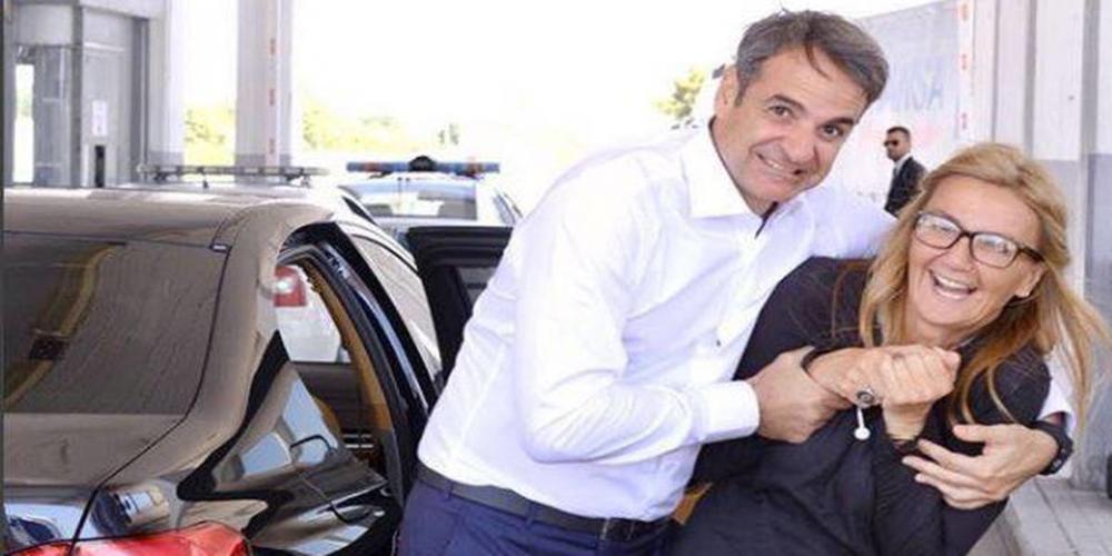 Αυτοί θα κυβερνήσουν; Ξέχασε το διαβατήριο του ο Κ.Μητσοτάκης-Μπλόκο των Τούρκων στους Κήπους
