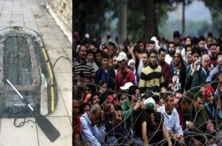 Αστυνομικοί απέτρεψαν την είσοδο 120 λαθρομεταναστών στη Ν.Βύσσα, συλλαμβάνοντας δυο διακινητές