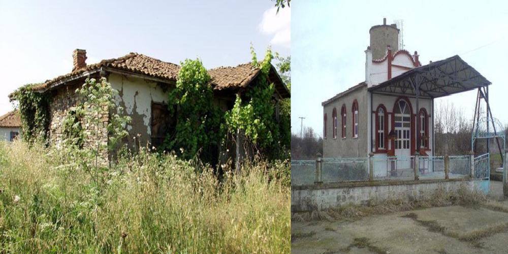 Ξαναζωντανεύει μετά από δεκαετίες το εγκαταλελλειμένο χωριό Γαλήνη που απέκτησε κάτοικο (ΒΙΝΤΕΟ)