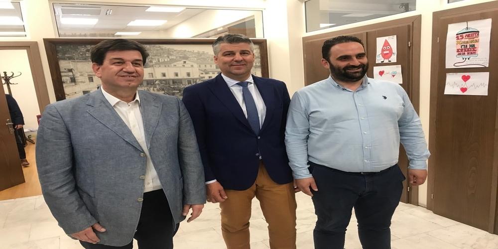 Ο Τοψίδης εκλέχθηκε, όπως αναμενόταν, Πρόεδρος του Περιφερειακού Συμβουλίου ΑΜ-Θ