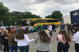 Απ' όλη την Ευρώπη οι Θρακιώτες ξεκίνησαν για την αυριανή συνάντηση το Αμβούργο (ΒΙΝΤΕΟ)