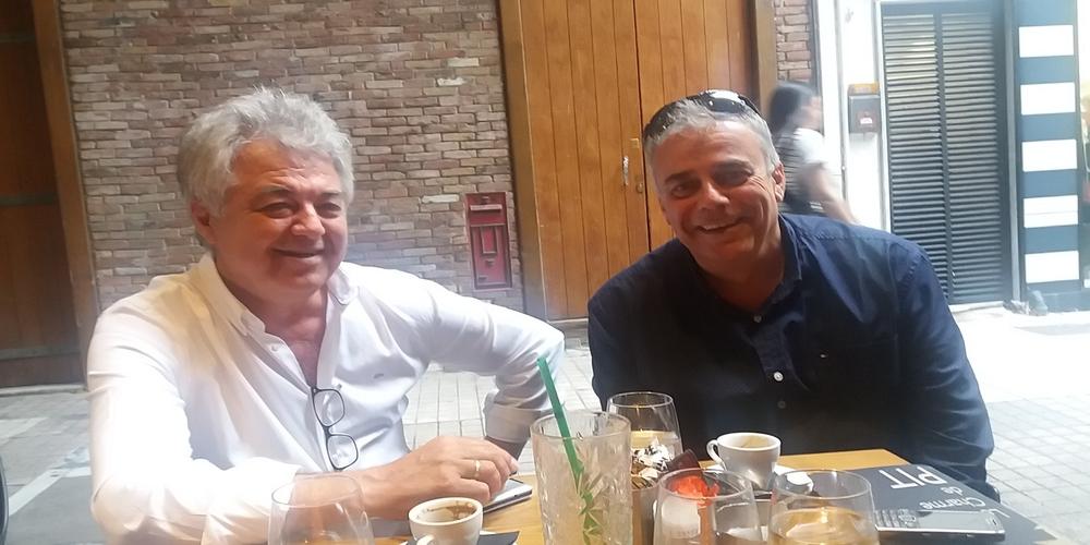 Συνάντηση κορυφής Εβριτών αυτοδιοικητικών στο Κολωνάκι