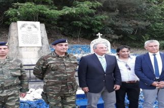 Δημοσχάκης: Υψηλών συμβολισμών η περιοδεία του πρώην Πρωθυπουργού Κ.Καραμανλή στον Έβρο