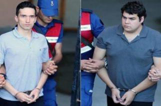 Τί ζητούν οι Ευρωπαίοι δικηγόροι για τους Έλληνες στρατιωτικούς απ' τους Τούρκους συνηγόρους τους