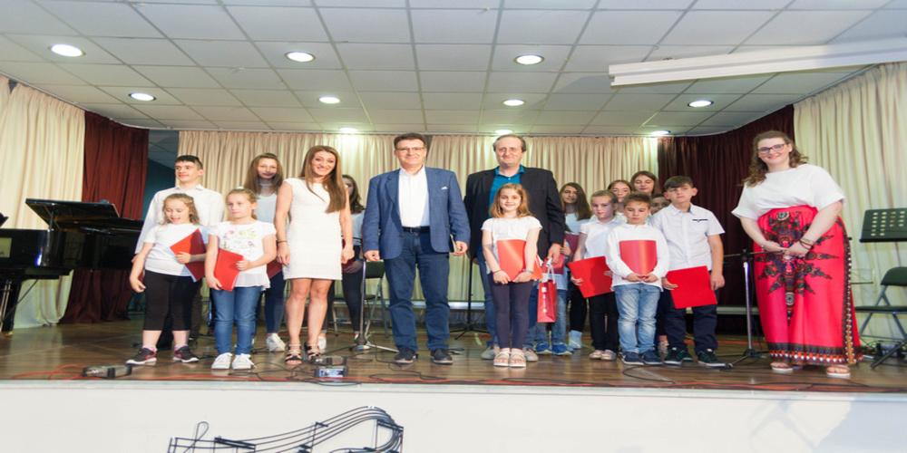 Καθιερώνεται ως μουσικός θεσμός το Εαρινό Χορωδιακό Φεστιβάλ Νέων στην Ορεστιάδα