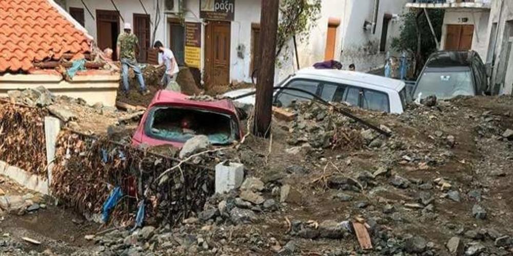 Σαμοθράκη: Παράταση ενός μήνα για υποβολή αιτήσεων χορήγησης εφάπαξ ενίσχυσης των πληγέντων πλημμυροπαθών