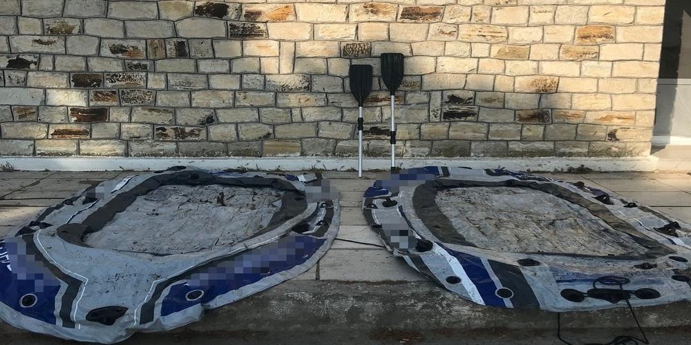 Την είσοδο 100 λαθρομεταναστών απέτρεψαν στη Νέα Βύσσα οι αστυνομικοί, συλλαμβάνοντας δυο Σύριους διακινητές
