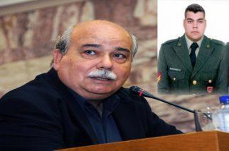 Ο Ν. Βούτσης επισκέφθηκε τους δυο στρατιωτικούς μας: «Επιτακτικό» το αίτημα για την άμεση αποφυλάκιση τους