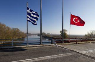 ΣΥΛΛΗΨΗ ΤΟΥΡΚΟΥ πριν από λίγο στις Καστανιές, από Έλληνες στρατιώτες και αστυνομικούς