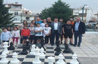 Το 3ο Διεθνές Τουρνουά Σκάκι το τριήμερο του Αγίου Πνεύματος στο Διδυμότειχο