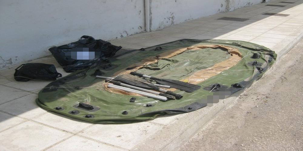 Γέμισε με λαθρομετανάστες η… Γεμιστή Έβρου και οι αστυνομικοί συνέλαβαν τους δυο διακινητές