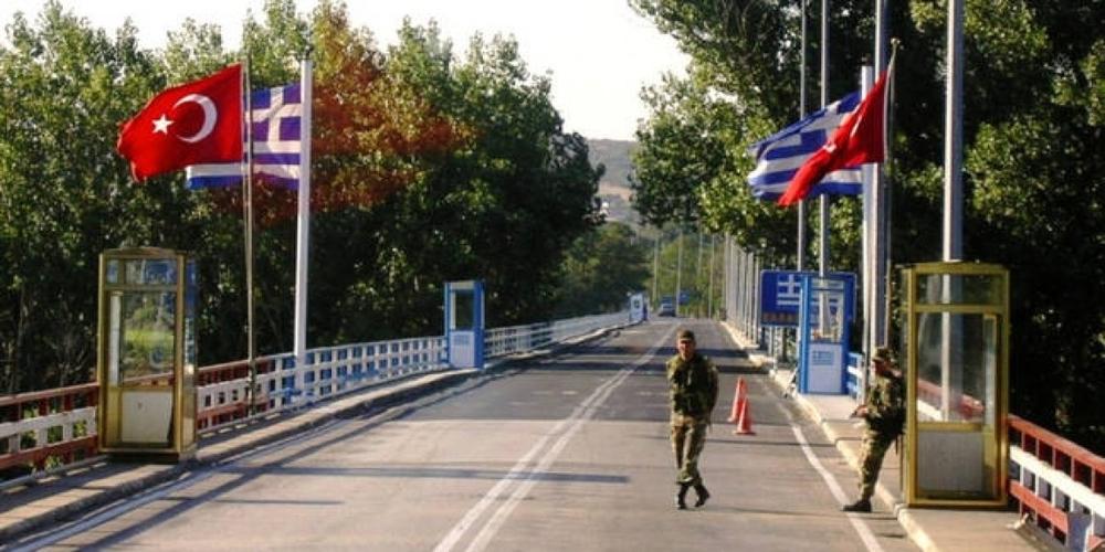 ΤΩΡΑ στις Καστανιές για την σύλληψη του Τούρκου ο Αστυνομικός Διευθυντής και υψηλόβαθμοι στρατιωτικοί