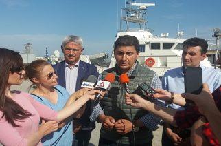 Αυγενάκης: Ευλογημένος τόπος η Σαμοθράκη, αξίζει μια καλύτερη πορεία