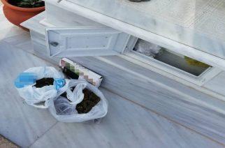 Αλεξανδρούπολη-συλλήψεις: Εκεί που μένουν οι νεκροί, στους τάφους και τα μνήματα έκρυβαν τα ναρκωτικά
