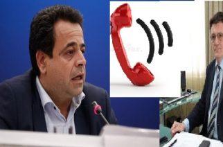 Επικοινωνία Πέτροβιτς με Σαντορινιό για λύση στο πρόβλημα με την Σαμοθράκη