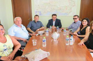 Θέματα των ΑμεΑ συζήτησε ο Αντιπεριφερειάρχης Δημήτρης Πέτροβιτς με αντιπροσωπεία τους