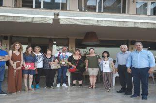 Κατάρτιση του 1ου Τμήματος Κοινωνικής Πρόνοιας του Περιφερειακού Τμήματος Διδυμοτείχου Ελληνικού Ερυθρού Σταυρού