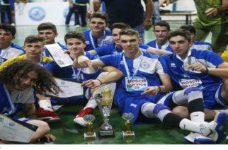 ΜΠΡΑΒΟ ΠΑΛΙΚΑΡΙΑ: Πρωταθλητής Ελλάδος Παίδων ο Έβρος Σουφλίου(fvtoreport;az)