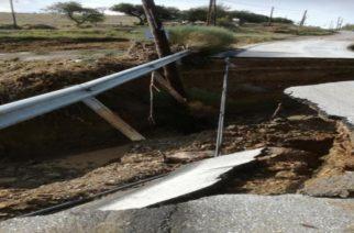 ΑΠΟΚΛΕΙΣΤΙΚΟ: Ακυρώθηκε η προσωρινή ανάθεση για την αποκατάσταση του νότιου οδικού δικτύου της Σαμοθράκης