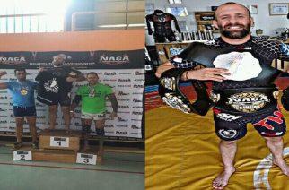 Ένας Εβρίτης πρωταθλητής Γερμανίας στην Ελληνορωμαϊκή πάλη για δεύτερη χρονιά