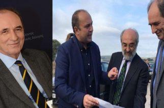 """Ο Υπουργός Γ.Σταθάκης μιλάει ΑΠΟΚΛΕΙΣΤΙΚΑ στο Evros-news.gr για φυσικό αέριο, γεωθερμία, αγωγούς και """"βγάζει"""" ειδήσεις"""